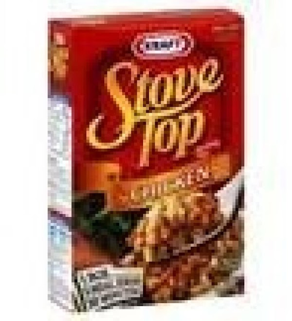 Stove Top Stuffing Mix Recipe