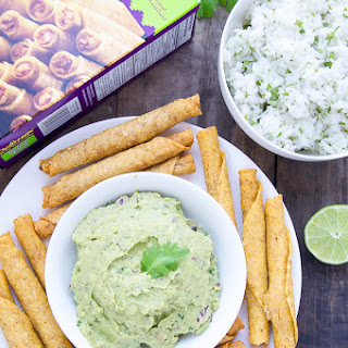 Cilantro Lime Rice And Delimex Fiesta