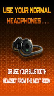 App Ear Agent: Super Hearing APK for Windows Phone
