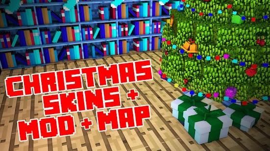 Christmas skins + mod + map - náhled