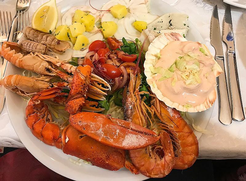 Il mare nel piatto di Ocram