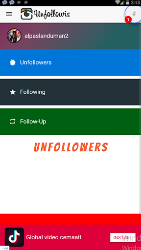 Unfollowers Matic Any 1.2.0 screenshots 2