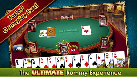 Ultimate Rummy 1.4.7 screenshot 353825