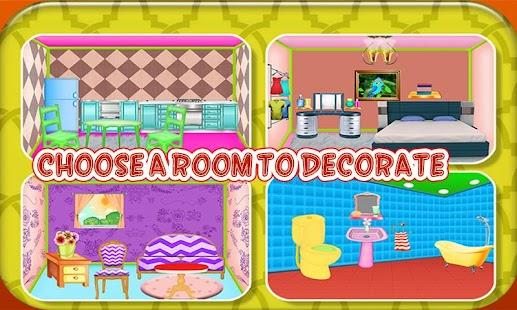 House Interior Decoration Screenshot Thumbnail