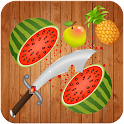 Fruit Splash Ninja Free icon