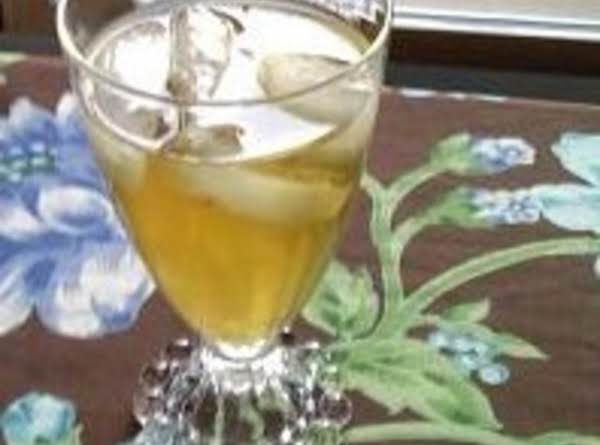 Iced Green Tea Recipe