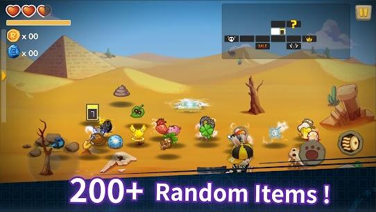 The Arcade Rabbit (MOD, Unlimited Bombs) 2