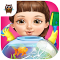 Sweet Baby Girl Cleanup 5 - Messy House Makeover APK