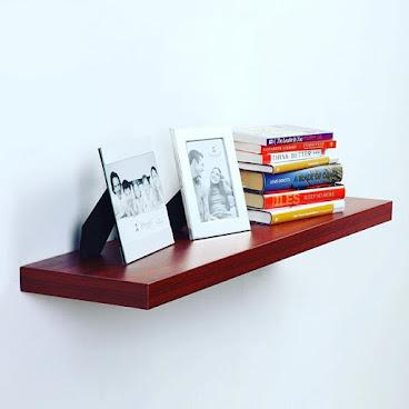 木質置物板