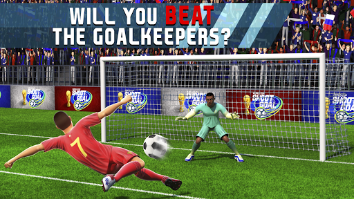 Shoot Goal - Multiplayer Soccer Games 2019 1.0.9 screenshots 7