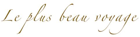 Le plus beau voyage logo