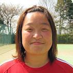 Photo: 故・佐藤 歩  佐藤 歩さんは2013年9月28日(土)に 亡くなられました。  心よりご冥福をお祈りいたします。  私達は佐藤さんのテニスに捧げた情熱、 法政で活躍した姿を決して忘れません。