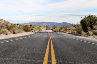 Photo: I love these desert roads.