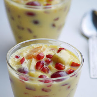 How to make Fruit Custard