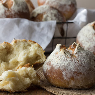 Crusty French Bread Rolls