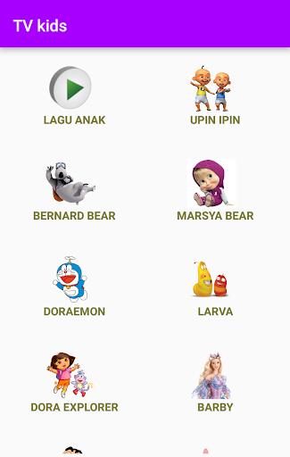 TV kids (TV anak-anak) screenshot 1