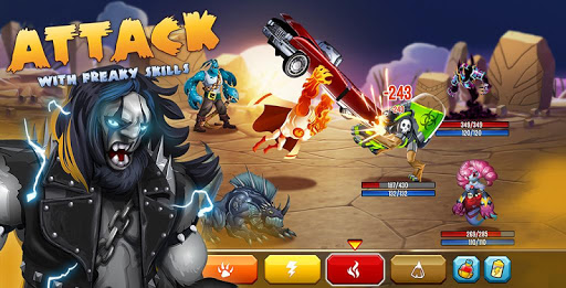 Monster Legends - RPG screenshot 16