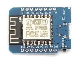 ESP8266 Wemos D1