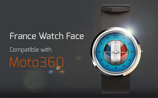 France Watch Face