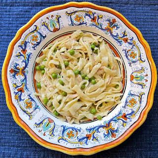 Swedish Chicken and Noodles.