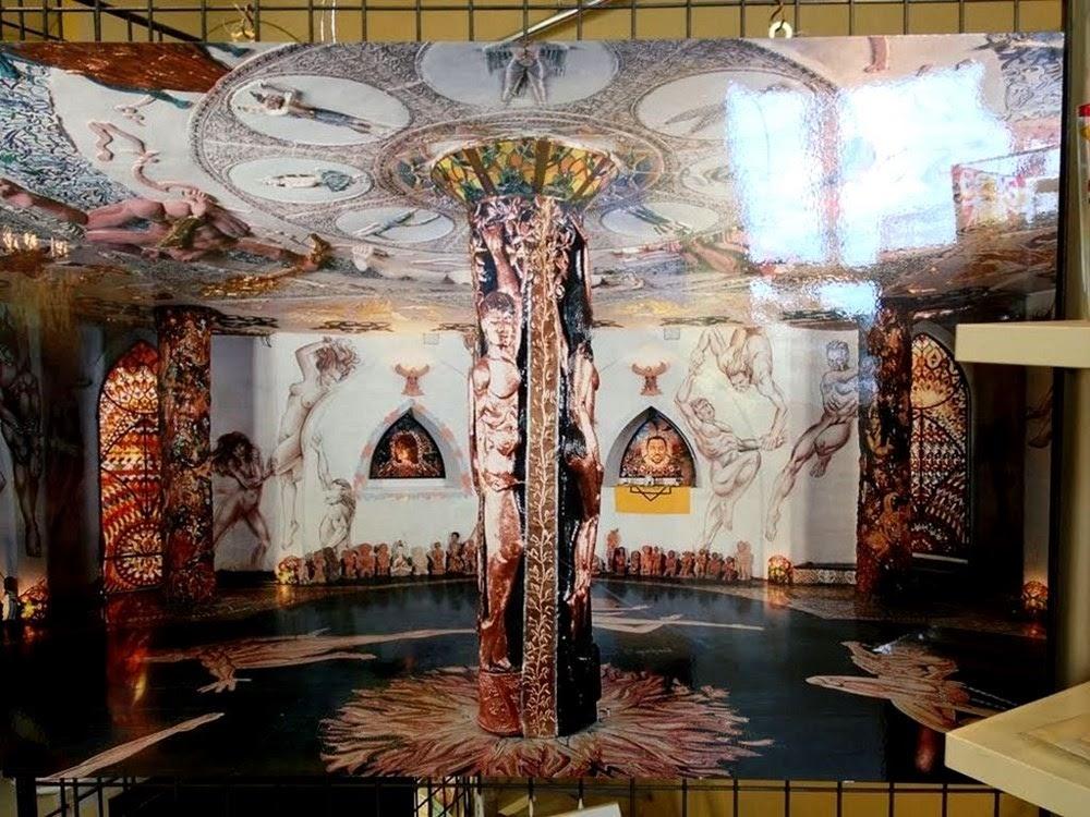 Damanhur, os Templos da Humanidade