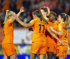Les Néerlandaises entrent dans la dernière ligne droite en vue du Mondial 2018