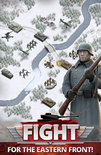 1941 Frozen Front Premium v1.12.0 [Mod Money]