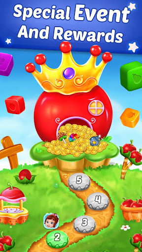 Fruit Cube Blast apktram screenshots 4