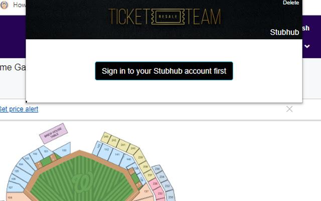 Ticket ResaleTeam Stubhub