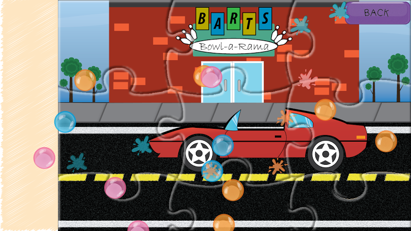 Скриншот Kids Car Fire & Rescue Puzzles