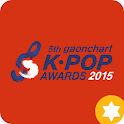 Gaon-Chart KPOP Awards Vote icon