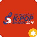 Gaon-Chart KPOP Awards Vote icon