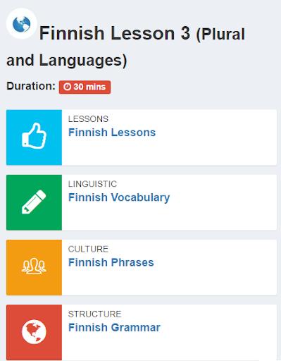 玩免費教育APP|下載Learn Finnish app不用錢|硬是要APP