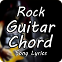 Rock Guitar Chords and Lyrics - Full Offline icon