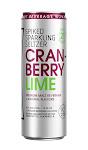Smirnoff Spiked Sparkling Seltzer- Cranberry Lime