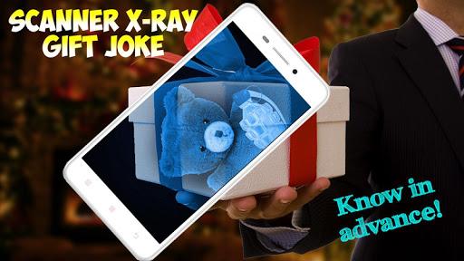 Scanner X-Ray Gift Joke