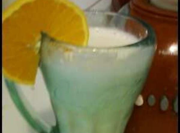 Orange Breakfast Shake Recipe