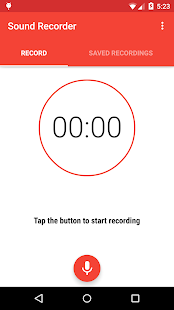 Easy Sound Recorder Capture d'écran