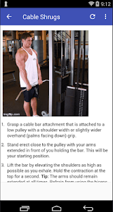 All Traps Exercises