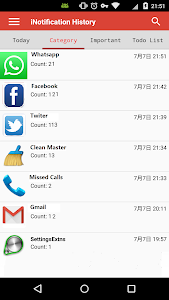 Notification History Master screenshot 8