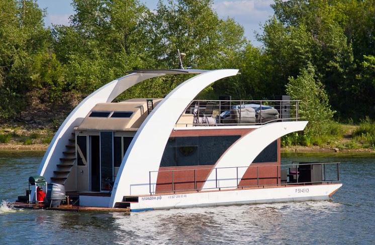 Houseboat в Самаре