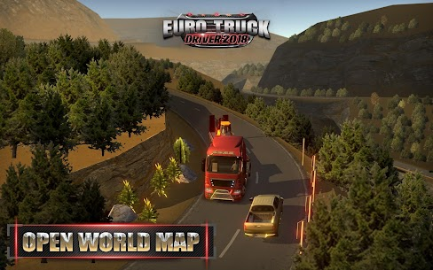 Euro Truck Driver 2018 1.6.0 MOD (Unlimited Money) 2