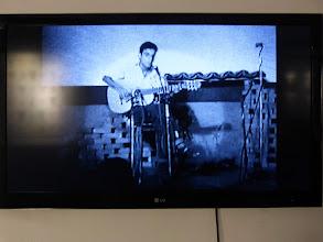 Photo: Adel Pereira. Dialèctic-A (poema conceptual). Casa de Cultura