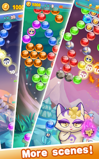 9 Bubble Cat 2 App screenshot