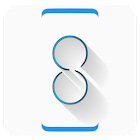 Rounded Corners - Galaxy S8 icon