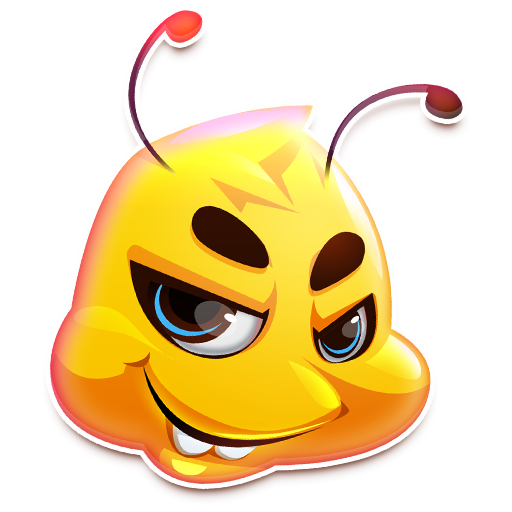 Badbee Stickers For WhatsApp