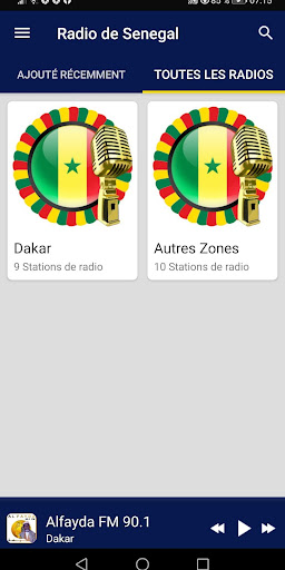 Senegal Radio Stations screenshot 6