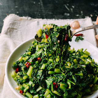 Chinese Mustard Greens Recipes.