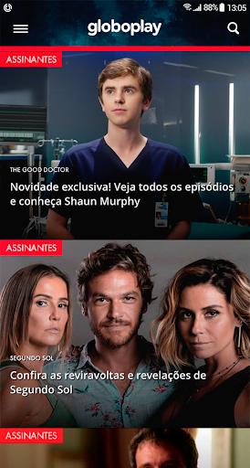 Globoplay 2.57.0 screenshots 2