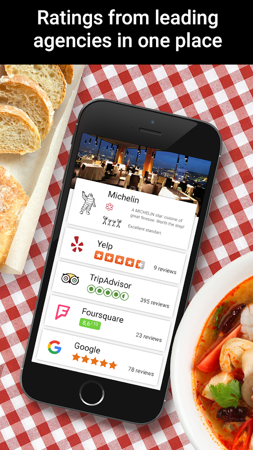 Restaurant Guru- screenshot